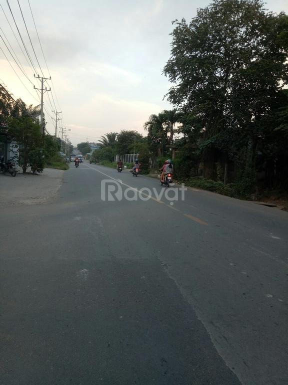 Đất sổ đỏ 363m2 gần chợ Tân Phước Khánh - Tân Uyên