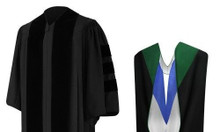 Xưởng may lễ phục tốt nghiệp số lượng lớn