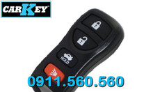 Chìa khóa Remote ôtô Infinity 2006