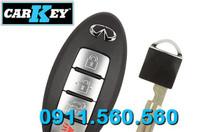 Chìa khóa thông minh ôtô Infiniti 2012