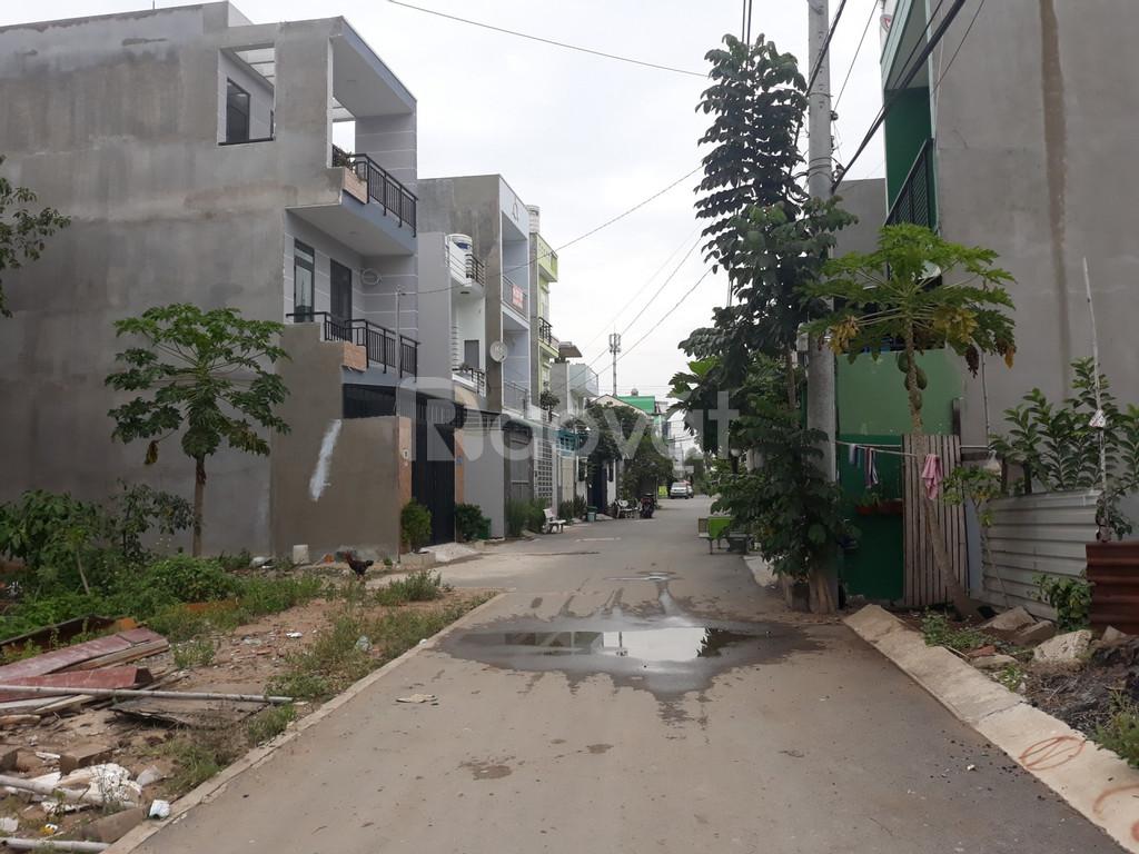 Bán đất mặt tiền hẻm 41 đường Gò Cát, phường Phú Hữu, quận 9