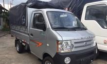 Xe tải Dongben 810 kg thùng bạt