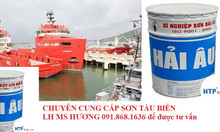 Phân phối sơn Hải Âu dành cho sơn tàu biển chính hãng tại Tây Ninh