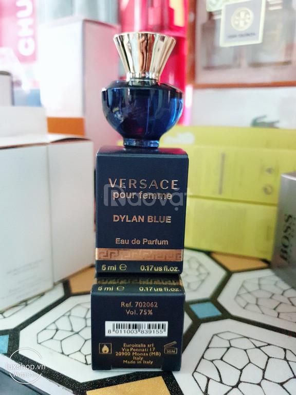 Nước hoa nữ Versace Dylan Blue Pour Femme chính hãng của Ý - luxshop