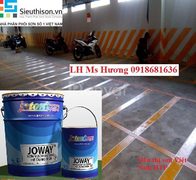 Bán sơn kẻ vạch joton tại Sài Gòn giá rẻ