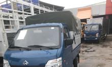 Xe tải veam changan 700kg thùng bạt