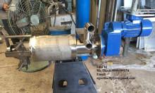 Công nghệ máy ép tách nước phân