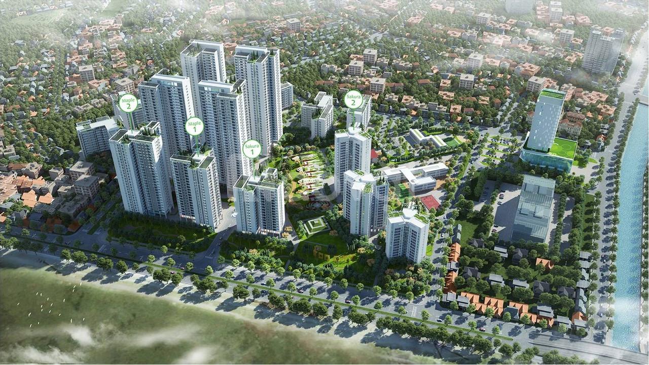 Chủ đầu tư Hồng Hà Eco City ra chính sách bán hàng mới