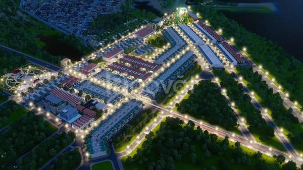 Khu đô thị Tân An Riverside - an cư sinh lộc