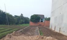 Bán đất gần chợ Bình Chánh 114m2, 900tr