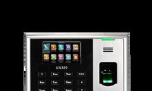 Máy chấm công Ronald Jack W200, UA300, DG600 có pin lưu điện giá rẻ.