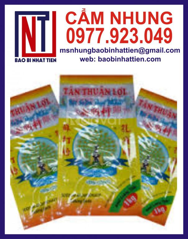 Túi bao bì ép 3 biên đựng thực phẩm (ảnh 4)