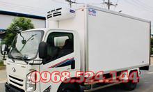 Bán xe tải IZ65 2t5 xe tải Đô Thành iz65 3t5 iz65 thùng đông lạnh