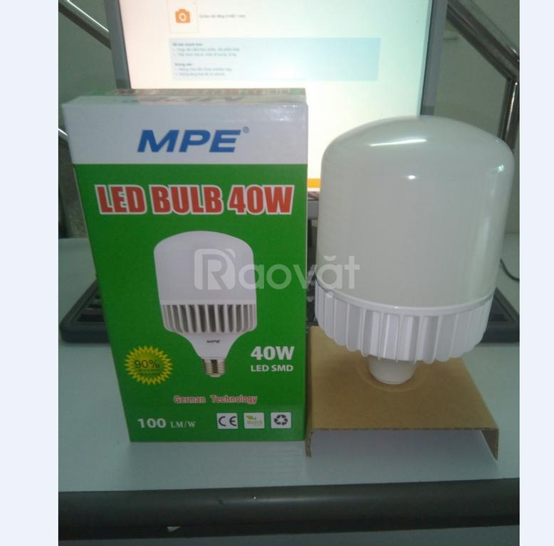 Chuyên phân phối sỉ đèn led blub MPE và led 100