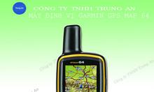 Máy đo đo diện tích đất rừng biển GPS Garmin Map 64