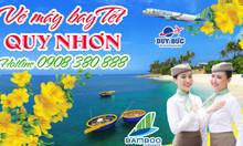 Vé máy bay tết đi Quy Nhơn Bamboo Airways