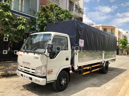Xe tải Faw 7,3 tấn thùng mui bạt mới 100%