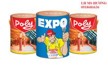 Chuyên cung cấp sơn dầu Expo chính hãng giá rẻ tại Đồng Nai