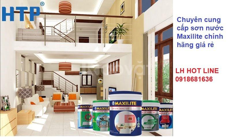 Chuyên cung cấp sơn nội thất Maxilite A901 chính hãng giá rẻ tại TPHCM
