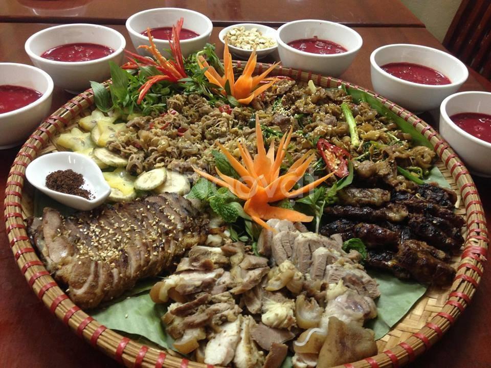 Cho thuê nhà sàn Đảo Dừa - Thung Nai - Hòa Bình