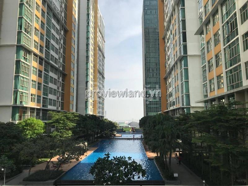Cho thuê căn hộ The Vista 3pn toà T4 nội thất cao cấp lầu 8 view đẹp
