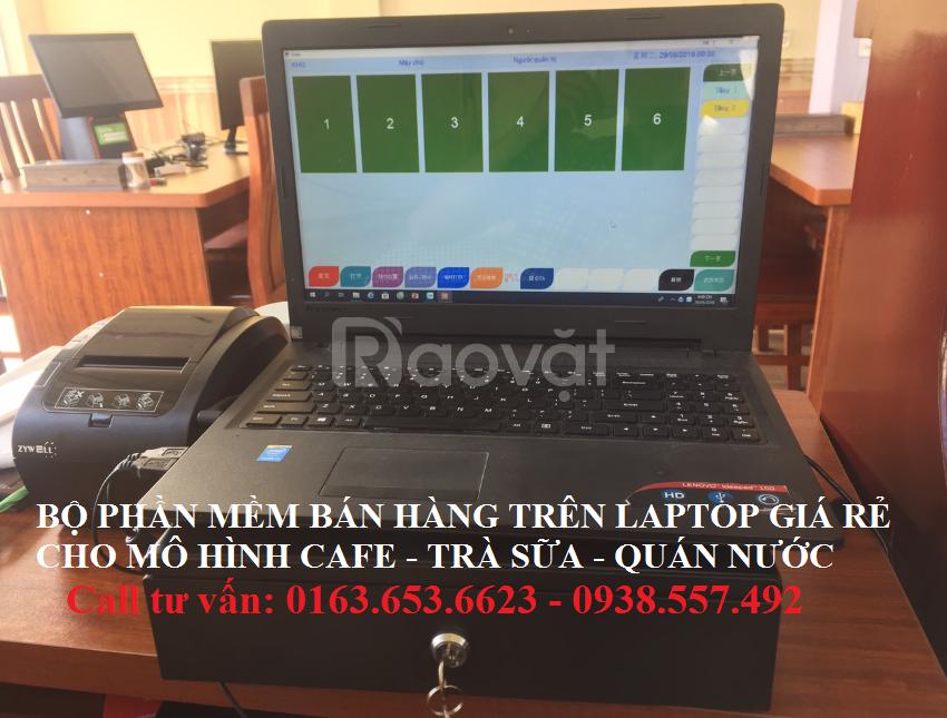 Combo phần mềm tính tiền giá rẻ cho quán cafe, karaoke nhỏ