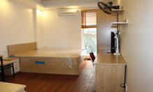 Cho thuê căn hộ giá rẻ Hàm Long, Hoàn Kiếm, 30m2, đủ đồ