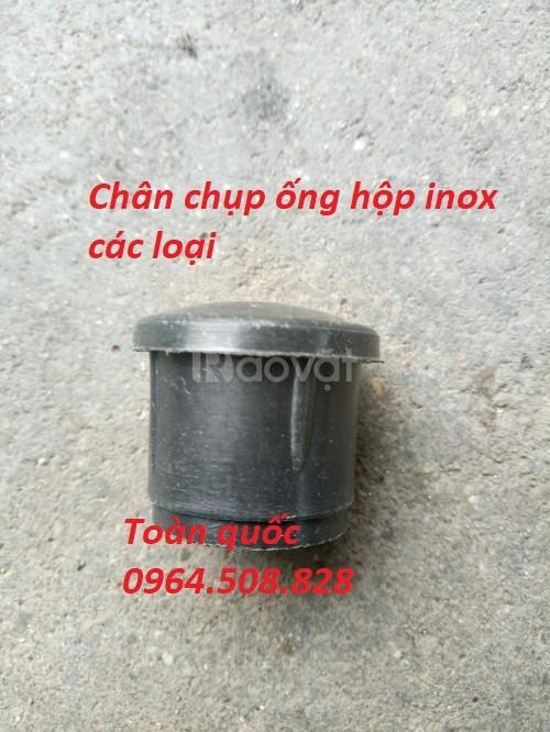 Nhà cung cấp nút bịt cao su cho chân bàn ghế inox các loại