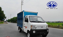 Xe tải nhẹ Dongben 770kg thùng kín đời 2019