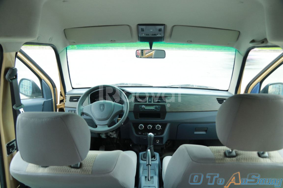 Xe bán tải Dongben X30 490kg vào TP 24/24 không lo cấm tải