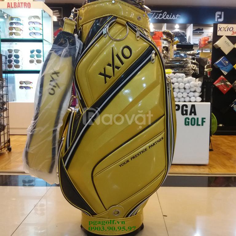 Bộ gậy golf XXIO MP1000 Gold phiên bản giới hạn độc