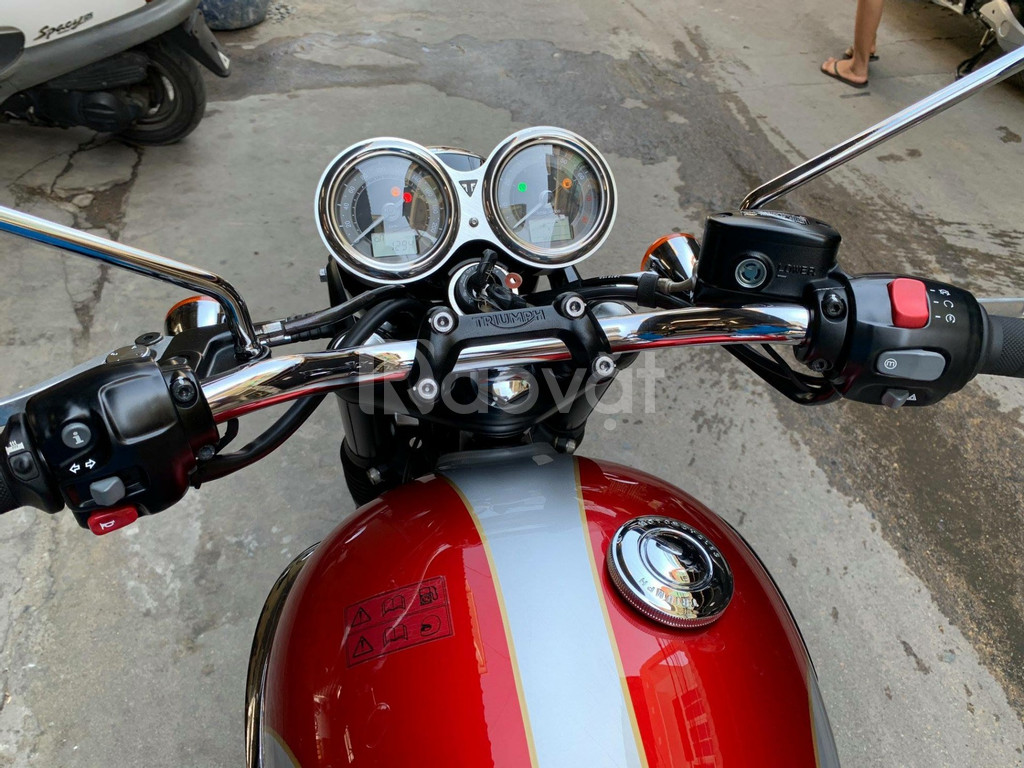 Triumph Bonneville T120 nguyên bản đẹp