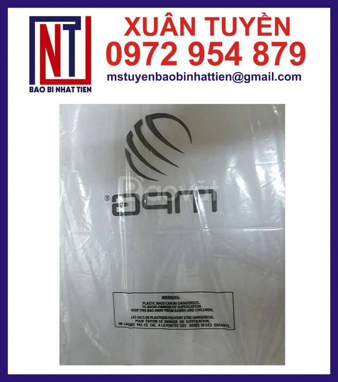 Sản xuất túi nylong, sản xuất bao bì PE
