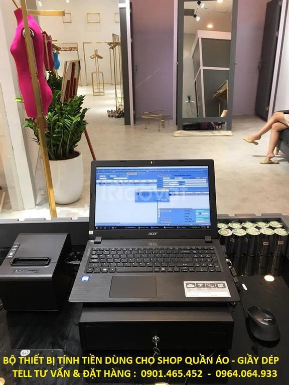 Bộ phần mềm bán hàng cho shop quần áo