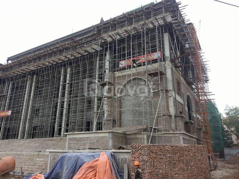 Xây nhà trọn gói với xây dựng HCC