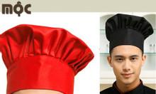 Nơi bán và may nón bếp mũ bếp giá rẻ tại TP.HCM