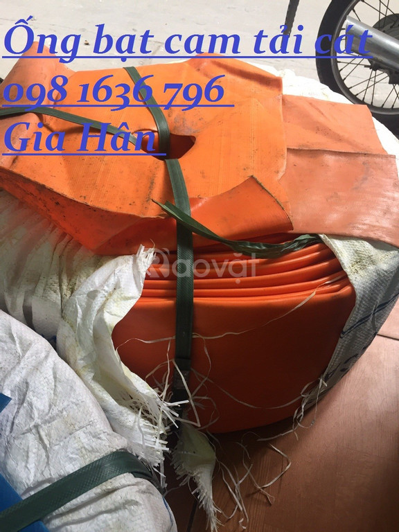 Ống bạt cốt dù, ống bạt PVC giá rẻ