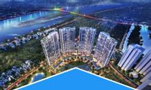 Chính chủ bán căn hộ 129,89m2, 3PN, ban công Tây Nam, nội thất cơ bản