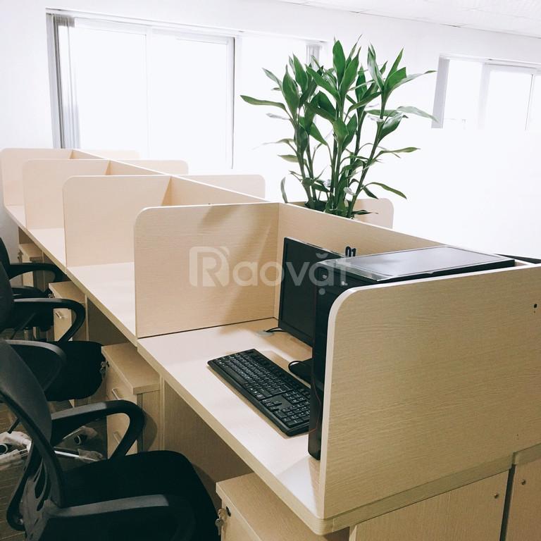 Cho thuê văn phòng trọn gói văn phòng ảo chỗ ngồi cố định