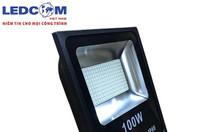 Đèn led pha 100w sáng chip smd