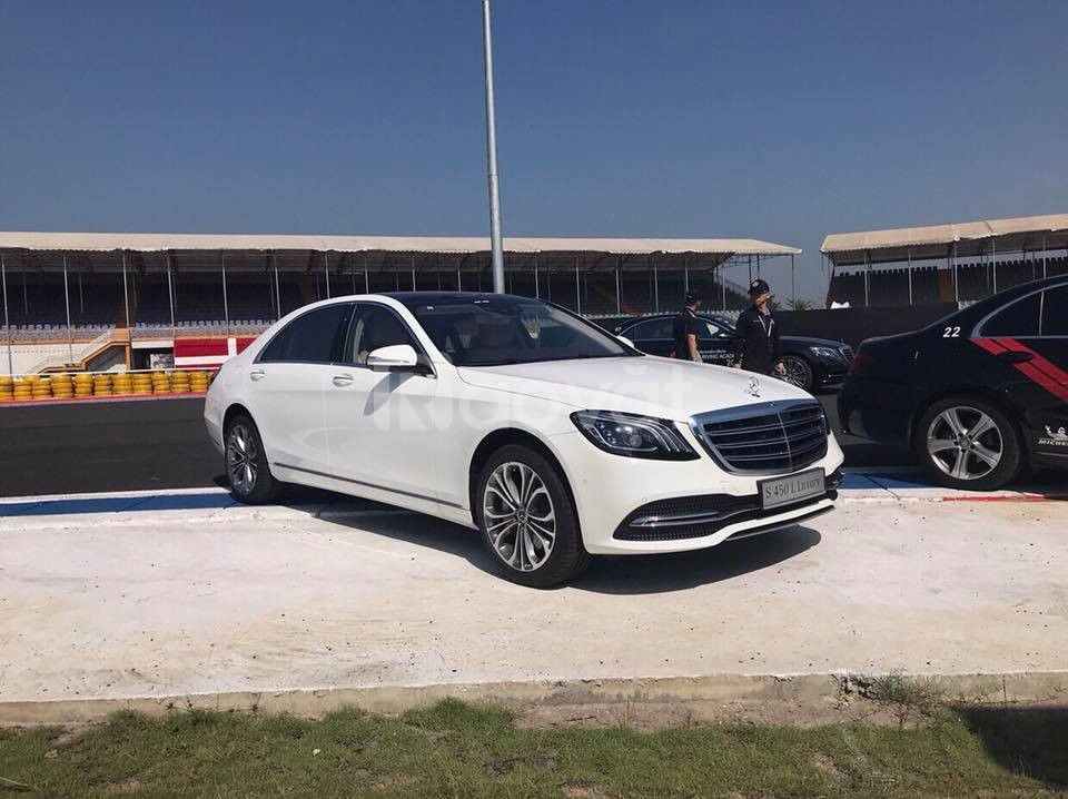Bán xe Mercedes S450 Luxury mới giao ngay