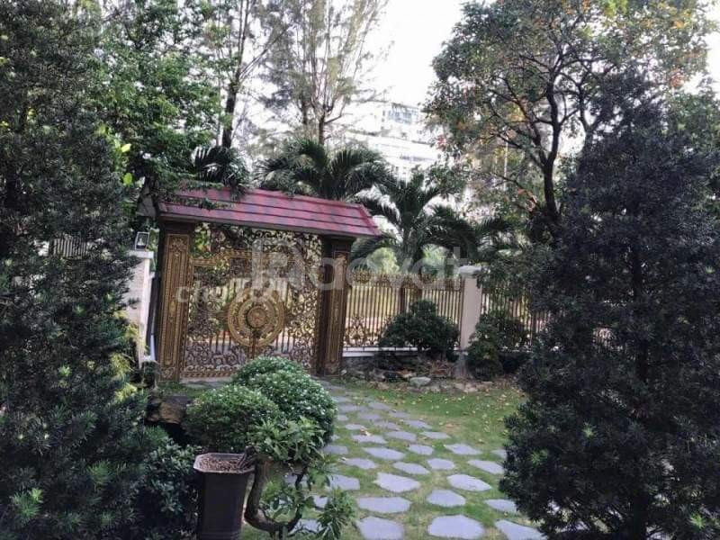 Biệt thự đường số Tân Quy Đông Nguyễn Thị Thập Quận 7