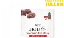Mặt nạ tro núi lửa SNP Korea Jeju Volcanic Ash Mask
