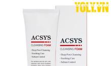 Sữa rửa mặt dạng bọt Hàn Quốc SNP ACSYS Cleansing Foam