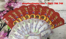 Combo 5 tờ tiền thuận buồm xuôi gió của Maldives