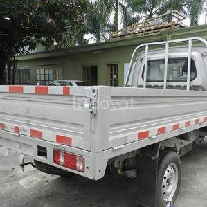 Xe tải t3 980kg thùng lửng cabin đơn