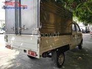 Xe tải t3 660kg cabin kép thùng mui bạt