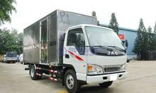 Bán xe tải jac 2t4 với thùng hàng dài 4m4