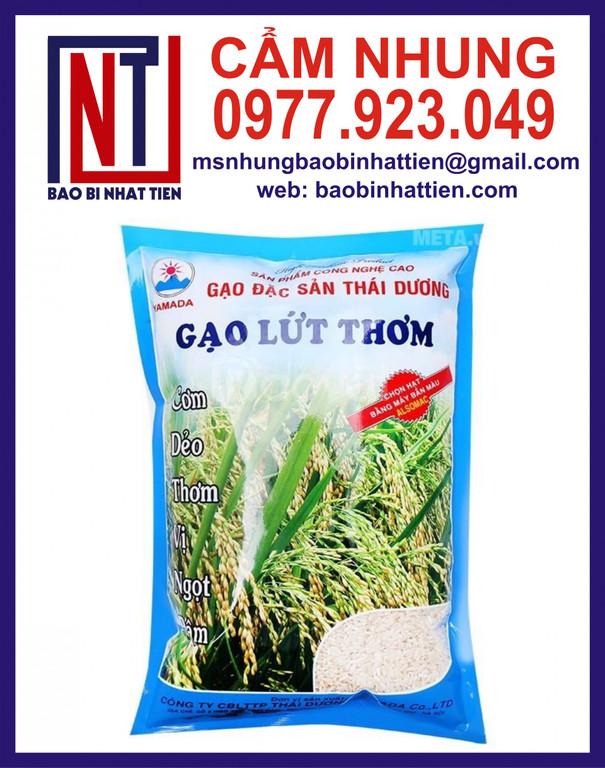 Bao gạo ghép màng, bao gạo tráng PE (ảnh 8)