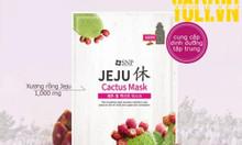 Mặt nạ tự nhiên xương rồng SNP Jeju Cactus Mask